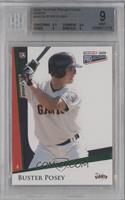 Buster Posey [BGS9MINT] #/50