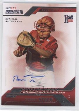 2009 TRISTAR Prospects Plus - [Base] - Autographs [Autographed] #50 - Robert Stock /199