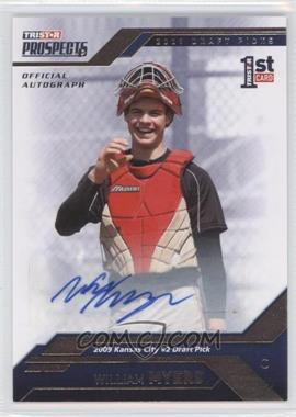 2009 TRISTAR Prospects Plus - [Base] - Autographs [Autographed] #53 - Wil Myers /199
