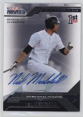 2009 TRISTAR Prospects Plus - [Base] - Autographs [Autographed] #68 - Neil Medchill /199