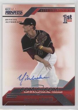 2009 TRISTAR Prospects Plus - [Base] - Autographs [Autographed] #8 - Mike Leake /199