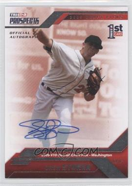 2009 TRISTAR Prospects Plus - [Base] - Autographs [Autographed] #9 - Drew Storen /199