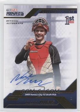 2009 TRISTAR Prospects Plus - [Base] - Gold Autographs [Autographed] #53 - Wil Myers /50