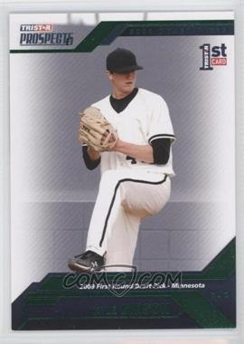 2009 TRISTAR Prospects Plus - [Base] - Green #17 - Kyle Gibson /25