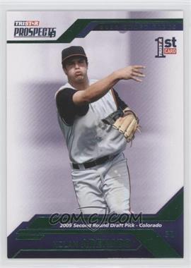 2009 TRISTAR Prospects Plus - [Base] - Green #47 - Nolan Arenado /25