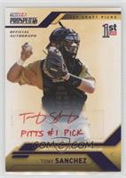 Tony Sanchez /1