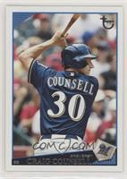 Craig Counsell [EX to NM]