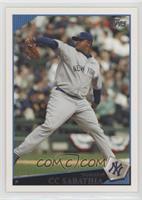 CC Sabathia (Yankees)
