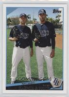 Classic Combos Checklist (Scott Kazmir, David Price)