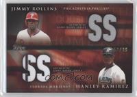 Jimmy Rollins, Hanley Ramirez #/99