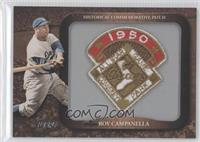 Roy Campanella [Noted]