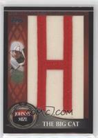 Johnny Mize (Letter H) #/50