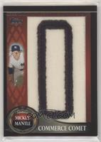Mickey Mantle (Letter O) /50