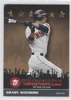 Grady Sizemore [Noted]