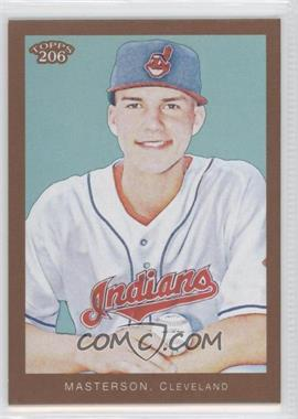 2009 Topps 206 - [Base] - Bronze #275 - Justin Masterson