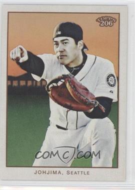 2009 Topps 206 - [Base] #18 - Kenji Johjima