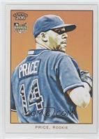 David Price (Blue Jersey)