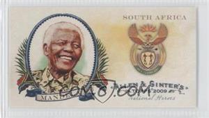 2009 Topps Allen & Ginter's - National Heroes Minis #NH29 - Nelson Mandela