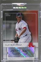 Clay Buchholz [ENCASED]