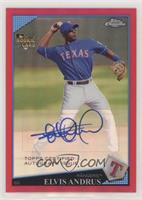 Elvis Andrus [Noted] #/25