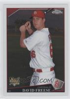 David Freese Rookie Card Baseball Cards