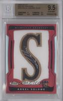 Angel Salome [BGS 9.5 GEM MINT] #/5