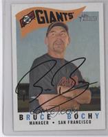 Bruce Bochy [JSACertifiedAuto]