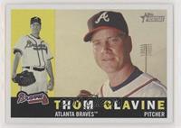 Tom Glavine (Spelled Thom)
