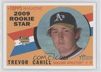 Trevor Cahill