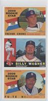 Trevor Crowe, Billy Wagner, Fu-Te Ni