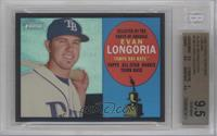 Evan Longoria /60 [BGS 9.5 GEM MINT]