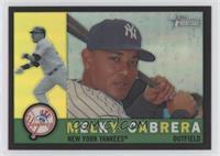 Melky Cabrera #/60