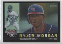 Nyjer Morgan #/60