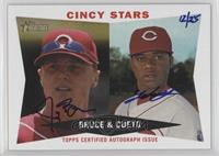 Jay Bruce, Johnny Cueto /25