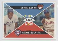 Ernie Banks, Jimmy Rollins