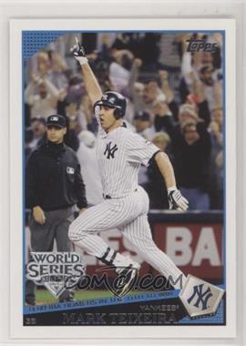 2009 Topps New York Yankees World Series Champions - [Base] #NYY21 - Mark Teixeira