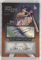 Mike Piazza #/10