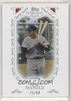 Mickey Mantle #/50