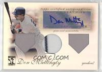Don Mattingly #/99