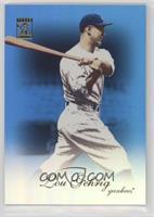 Lou Gehrig /219