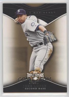 2009 Topps Triple Threads - [Base] - Gold #31 - Jose Lopez /99