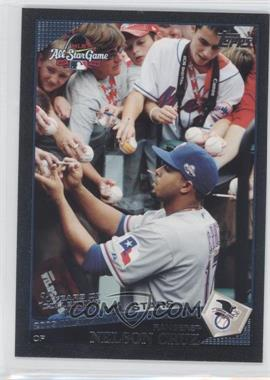 2009 Topps Updates & Highlights - [Base] - Black #UH19 - Nelson Cruz /58
