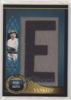 Babe Ruth (Letter E) #/50