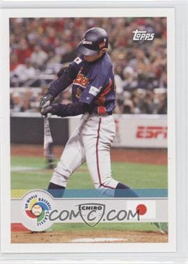 2009 Topps World Baseball Classic - [Base] #29 - Ichiro Suzuki