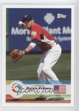 2009 Topps World Baseball Classic - [Base] #47 - Dustin Pedroia