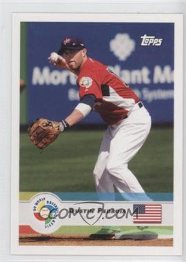 2009 Topps World Baseball Classic - [Base] #47 - Dustin Pedroia
