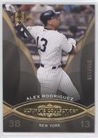 Alex Rodriguez /599