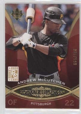 2009 Ultimate Collection - [Base] #79 - Andrew McCutchen /599