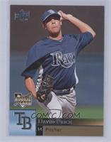 David Price (Blue Jersey) [Mint or Better]