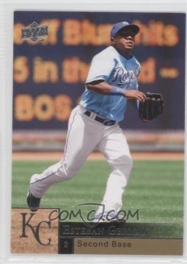 2009 Upper Deck - [Base] #671 - Esteban German